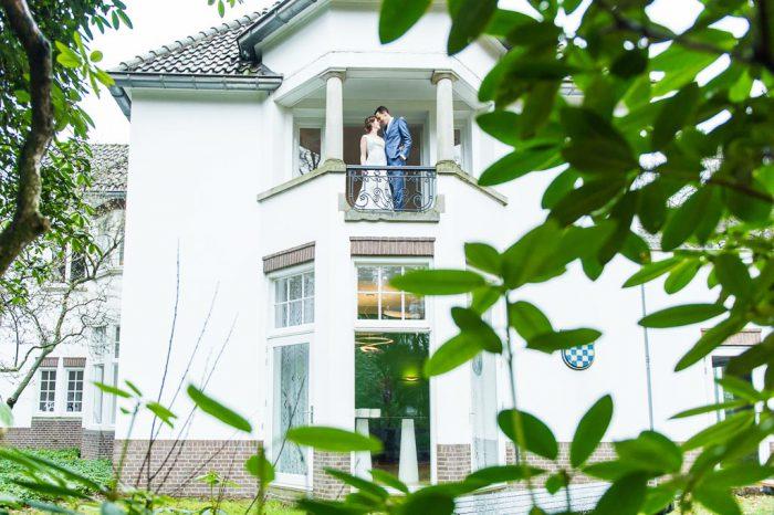 Goedkope trouwfotograaf Nijmegen slot doddendael
