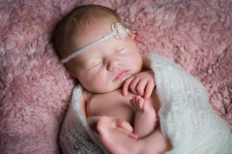 Newborn fotoshoot Nijmegen