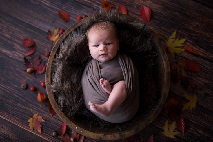 Cadeaubon newborn fotoshoot Nijmegen
