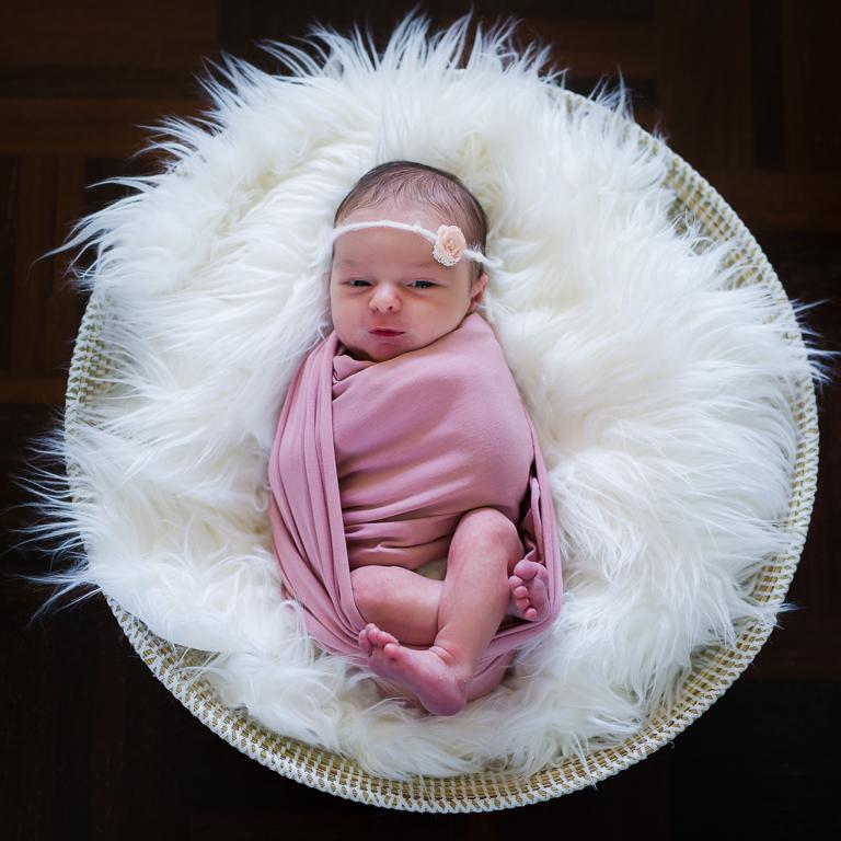 Newborn fotoshoot Beek-Ubbergen