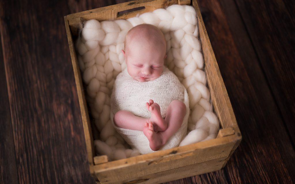 Cadeaubon newborn shoot gelderland