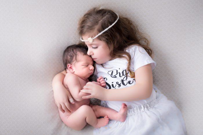 newborn shoot Arnhem