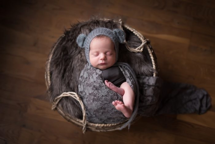 newborn shoot Den Bosch