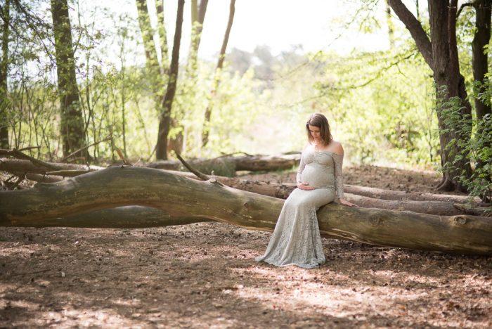 fotoshoot buiten zwangerschap