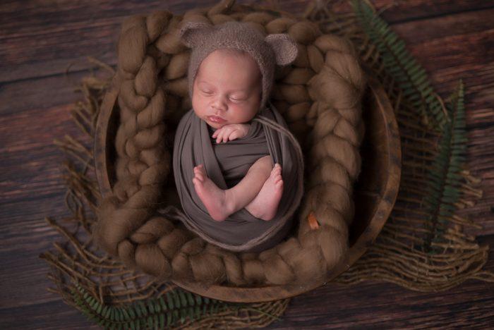 newborn fotoshoot omgeving wijchen