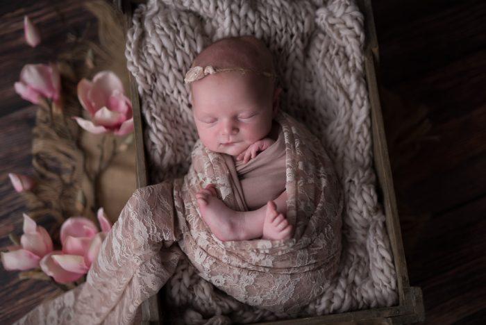 baby fotoshoot omgeving Tiel