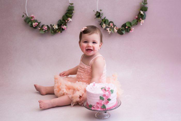 cake smash Jolien fotografie