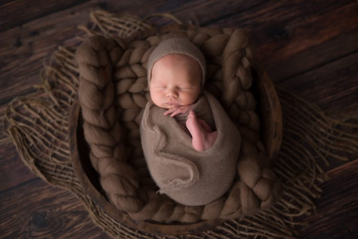 newborn shoot Wageningen