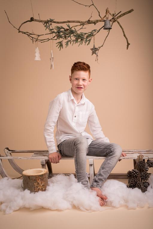 kerstmis fotoshoot beuningen