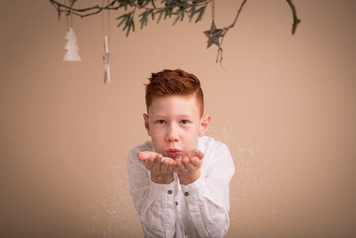 kerstmis fotoshoot nijmegen