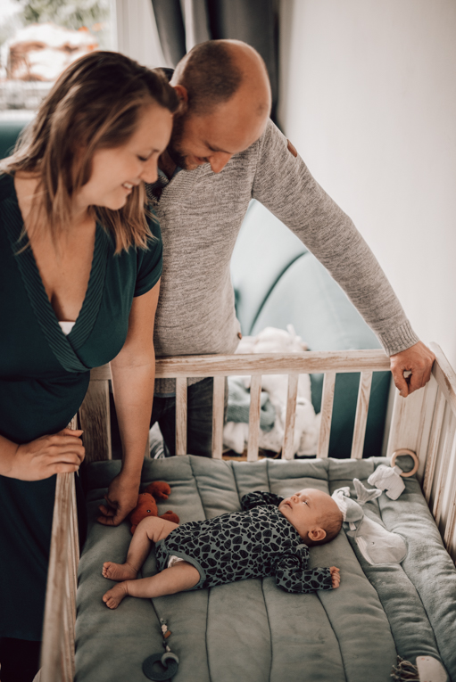 lifestyle newborn shoot nijmegen