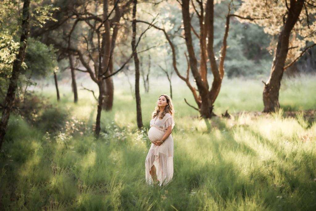 zwangerschap shoot Wageningen
