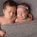 newborn shoot tweeling