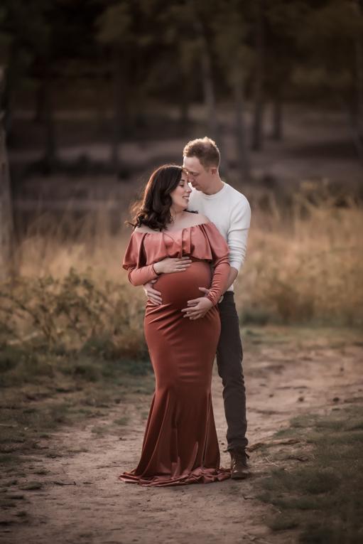 zwangerschapshoot met partner