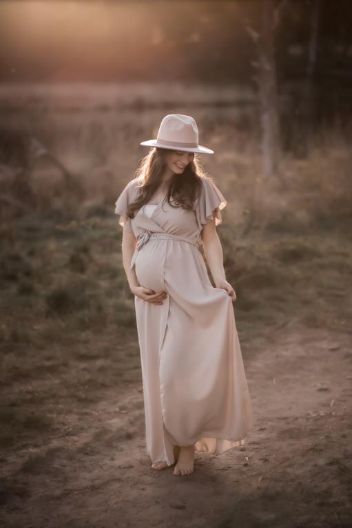 zwangerschapsshoot buiten omgeving nijmegen